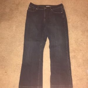 Chico's SIZE 2!!! Boot cut jeans